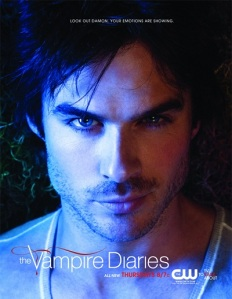 Hmm.  Damon.  Just because.