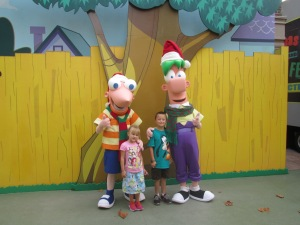 PHINEAS!